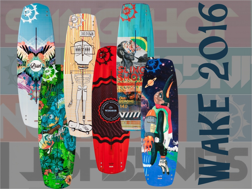 Wakeboards 2016
